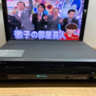 ビデオ一体型DVDレコーダー DVR200E3 DXアンテナ