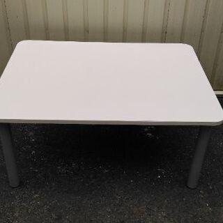 ローテーブル 座卓 ニトリ製 状態良好
