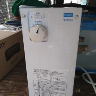 TOTOゆーぽっと 5.8L電気温水器 作動確認済み