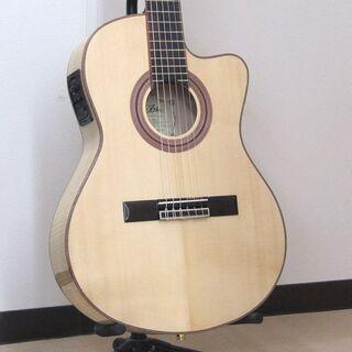 新品同様品 Aria アリア エレガット ギター A-48CE ...