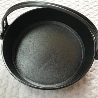 イシガキ産業 ishigaki すき焼き鍋 鉄鋳物