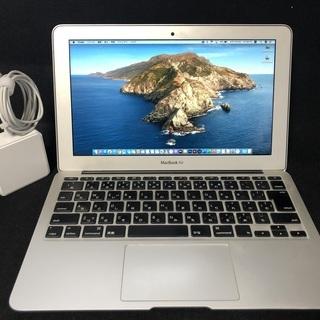美品!MacBook Air 11インチ 2012 新品バ…