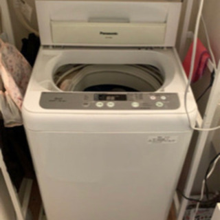 【ネット決済】Panasonic洗濯機 2012年製 47リット...
