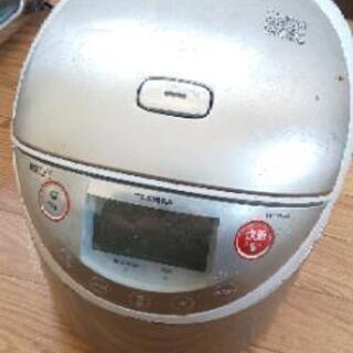 【急募】無料!!TOSHIBA 10合炊き炊飯器