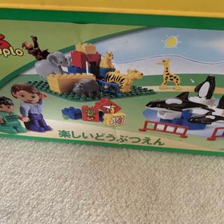 LEGO レゴ 楽しいどうぶつえん 2356 旧バージョン