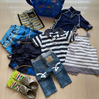 【ネット決済】ラルフローレンポロシャツ含む夏の水着などまとめ売りセット