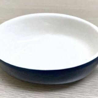 JM10854)小さなグラタン皿 1個 中古品【取りに来られる方限定】