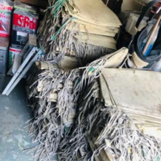 飛散防止ネット 足場 塗装