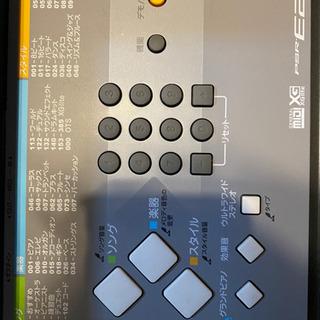 【ネット決済】【美品】YAMAHA キーボード PSR-E233