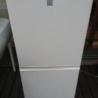 [配達無料][即日配達も可能?]冷凍冷蔵庫 157L AQ…