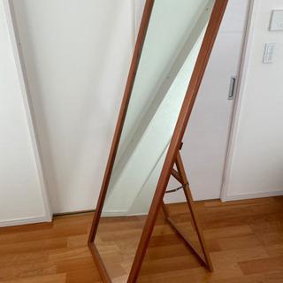 [あげます]姿見鏡 ミラー
