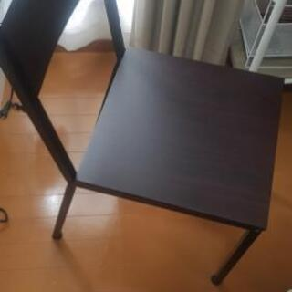 無料で差し上げます。鉄製椅子