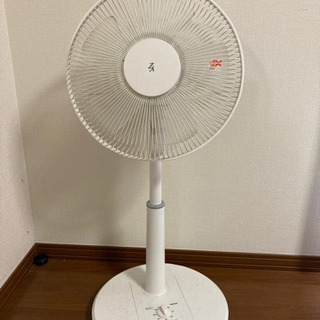 扇風機(受け渡し予定者決定済)