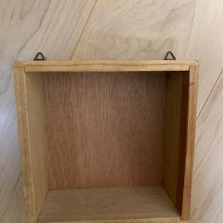 インテリア雑貨 木製BOX