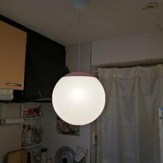 【ネット決済・配送可】IKEAの照明器具と60wと48wのLED...