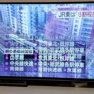 ジャンク DOSHISHA 43インチ 液晶テレビ OEN UD...
