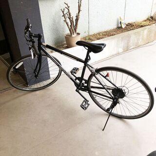 中古☆CHEVROLET クロスバイク CRB7006A-DK ...