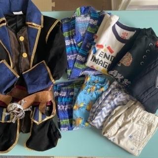 男の子洋服 100 110 120 夏服 冬服 海賊衣装