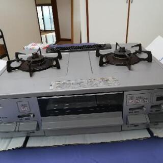【ネット決済】HARMANガステーブルコンロ LPガス用