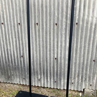 スピーカースタンド 全長約170㎝ 2本セット