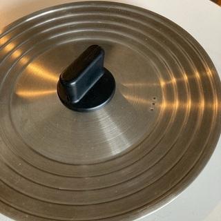 無印良品 フライパンや鍋の蓋 複数サイズ対応