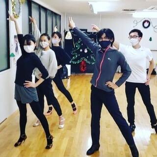 社交ダンス メンバー募集中