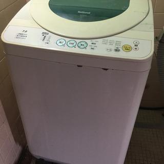 ナショナル 7.0L 洗濯機