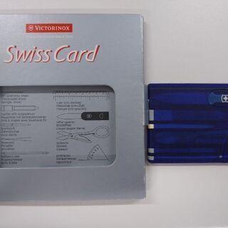 VICTORINOX スイスカード