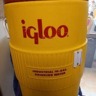IGLoo ドリンクキーパー イグロー 10ガロン  大型品