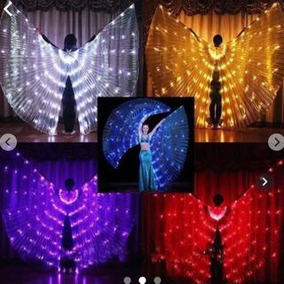 新品 【値下げ】LEDライト wing  gold 室内装…
