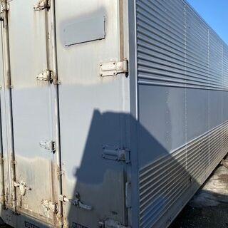 T12【格安】4トン箱 幅242cm長さ630cm高さ266cm...