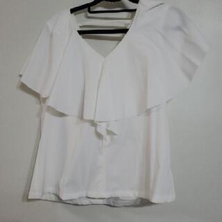 ⦅新品未使用⦆バックスタイルがかわいいシャツ