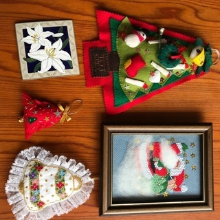 クリスマス用飾り