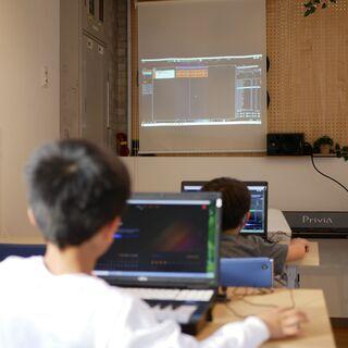DTM(サウンドプログラミング)6月からは中級も開始します。