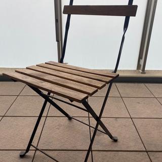 IKEA 屋外用チェア 椅子