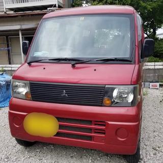 低走行❗️4ナンバー ミニキャブ U61V 軽バン マニュ…