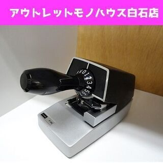 内田洋行 チェックライター P-8N UCHIDA 753981...