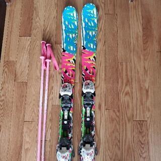 ブリザード 子供 スキー 女の子