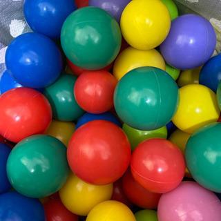 ボールプールのボール サイズMIX