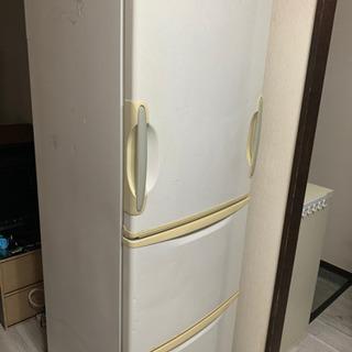 SHARP 345L 冷蔵庫