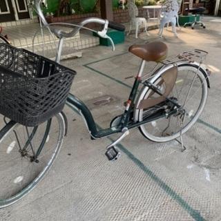 自転車MIYATA