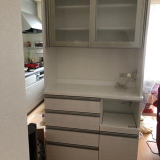 キッチンボード ニトリ 美品 高さ192x幅100x奥行き43