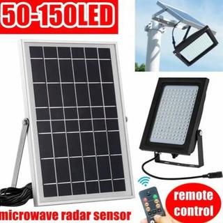 新品 LEDソーラー 防水ライト