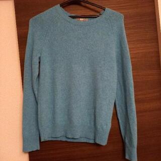 ユニクロ Mサイズ ウール セーター