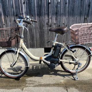 ヤマハ 電動アシスト自転車 8.7Ahバッテリー 20インチ