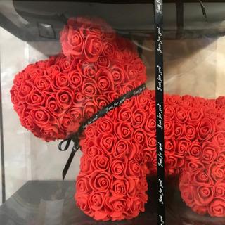 フラワードック 造花バラ