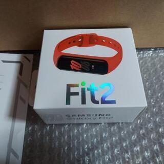 SAMSUNG Galaxy Fit2 スカーレット