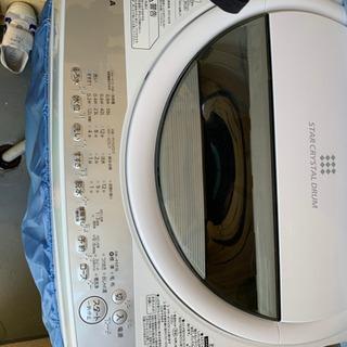 【ネット決済】【最終値下げ】TOSHIBA 洗濯機 7kg