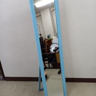 取引場所 南観音 K 2105-101 姿見 鏡 ミラー 水色 ...