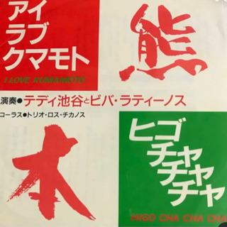 熊本の7インチレコード探してます。